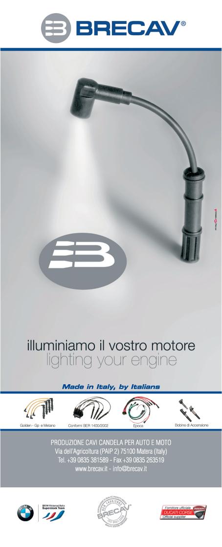 Illuminiamo il vostro motore